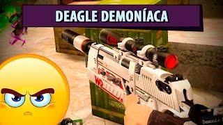 Blood Strike DEAGLE DEMONÍACA MODO ZUMBI