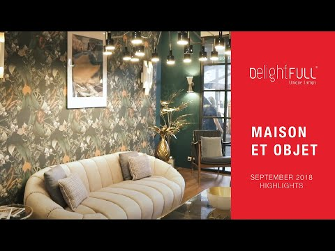 DelightFull Highlights at Maison et Objet September 2018