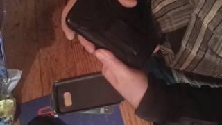 Бронированный чехол для Samsung galaxy S7 edge с подставкой от компании Интернет-магазин-Алигал-(Любой товар по доступной цене) - видео