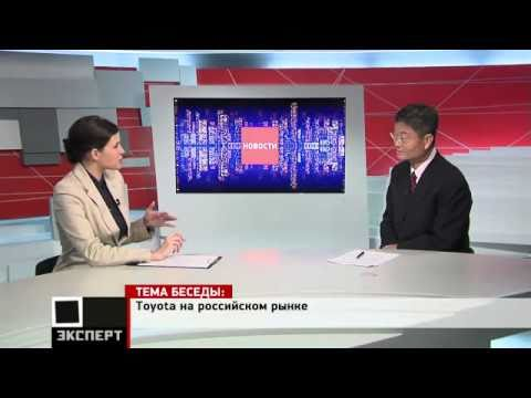 Интервью с Такеши Исогая (Тойота)