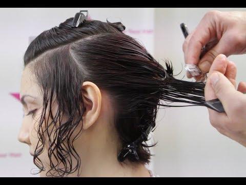 Restauro di volume di capelli