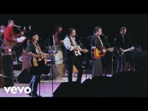 The Highwaymen - Good Hearted Woman (Live)