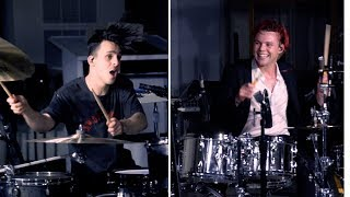 The Chainsmokers ft. 5 Seconds Of Summer - Who Do You Love | Matt McGuire & Ashton Irwin Drum Cover