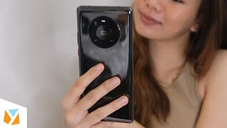 Huawei Mate 40 Pro Unboxing and Hands-on