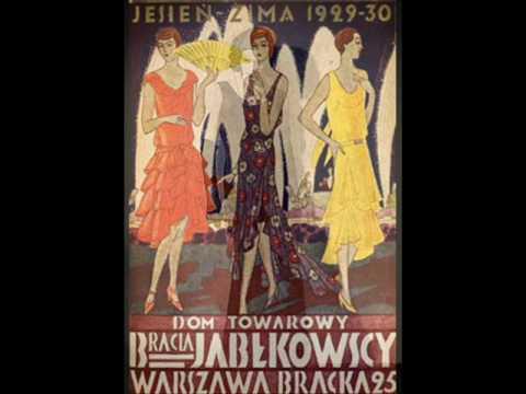 Faliszewski: Spanish tango from Warsaw - Marquesita, 1929