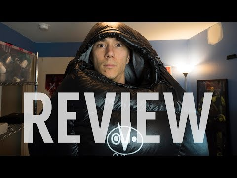 Outdoor Vitals Summit 0°F Sleeping Bag Review