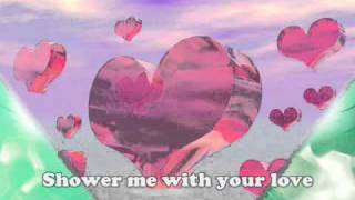 YouTube video E-card Surface Shower Me With Your Love Lyrics