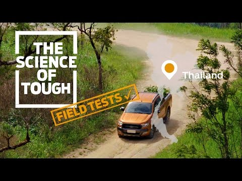 Ford Ranger - Science of Tough - Thailand