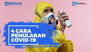 Viral Pria di Jombang Hirup Napas Diduga Pasien Covid-19, Yuk Kembali Kenali Cara Penularannya