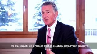 «La digitalisation va cannibaliser le travail» Video Preview Image