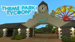 Roblox Theme Park Tycoon 2 Trailer - Wholefed org