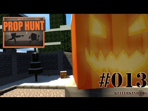 Gefährlichste Minecraft-Karte ever! ★ #13 ★ Let's Play Garry's Mod: Prop Hunt [HD|60FPS]