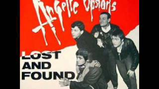 Angelic Upstarts - Solidarity (Lost And Found Version)
