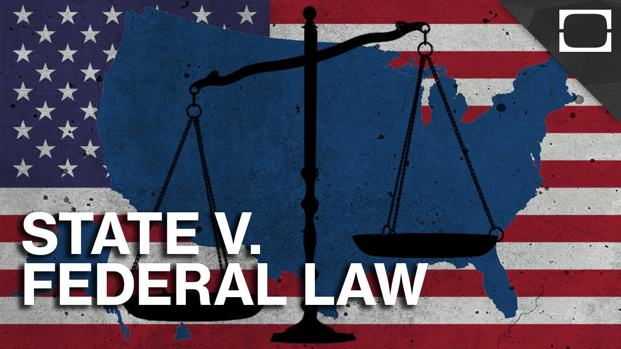 Can States Ignore Federal Law? thumbnail