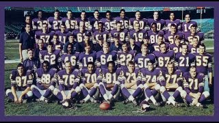 """""""The Missing Rings • The Story Of The 1969 Minnesota Vikings"""""""