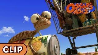 Oscar's Oasis - Dumpster Diving | HQ | Funny Cartoons