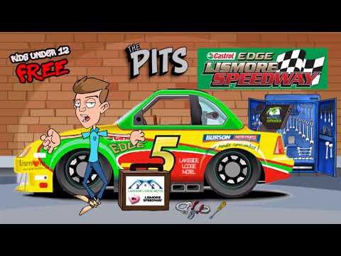 Speedway Advert