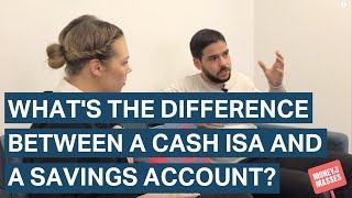 What's the difference between a Cash ISA and a savings account? | Millennial Money
