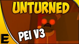 """Unturned Gameplay ➤ """"Military Complex  During A Full Moon"""" #4 - Survival Series On PEI v3"""