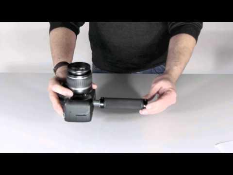 Habbycam Handle Video-Handstativ für Digitalkamera Smartphone etc. - by www.enjoyyourcamera.com