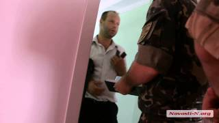 Видео Новости-N: Думенко вручают повестку