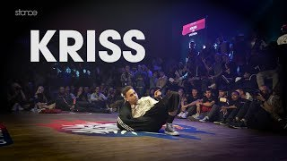 KRISS 🇨🇿 // .stance // highlights at Red Bull DANCE YOUR STYLE WORLD FINALS 2019 prelims