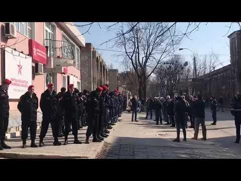 , title : 'Antifa si Occupy Guguta, protest comun, urmărit de avocat al lui Platon, pentru o alianță acum/psrm'