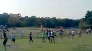 preview picture of video 'Ampthill 8k cross country'