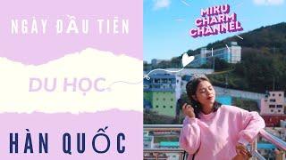 NGÀY ĐẦU TIÊN DU HỌC HÀN QUỐC 2019 | Nhận phòng – Thăm quan trường và Lạc đường | 한국 유학생