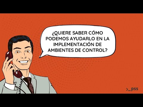 Implementacion ambientes de control / Control environments implementation