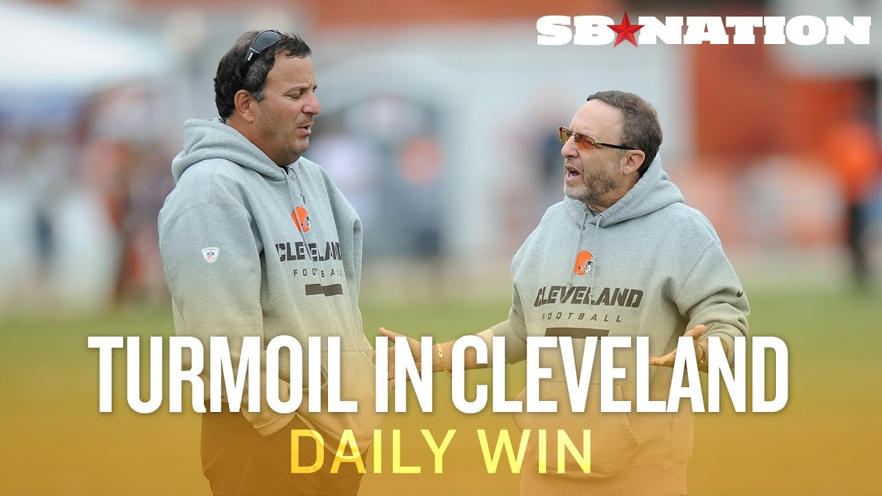 Turmoil in Cleveland - and reasons for hope (Daily Win) thumbnail