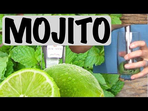 MOJITO DRINK RECIPE – Bartending Pro