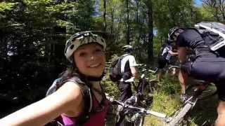 preview picture of video 'MOUNTAINBIKE WIEN - Samstagsausfahrt im Wienerwald'