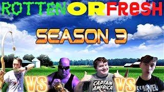 Rotten or Fresh - Season 3 (Durbania VS Jerome Latimer, SamuelOneWorld Reviews VS Joseph Reviews)