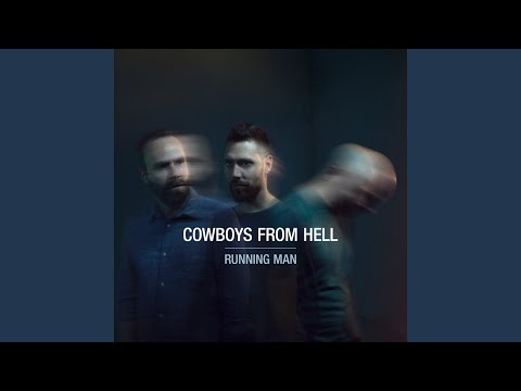 Running Man online metal music video by COWBOYS FROM HELL