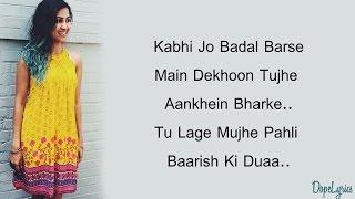 Sia - Big Girls Cry   Kabhi Jo Badal (Vidya Vox Mashup Cover)(Lyrics)