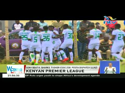 Kenya premier league update: Enock Agwanda's brace seals Sony Sugar's sixth straight win