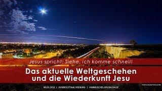 jesus kommt bald prophezeiung