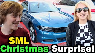 SML and Chilly Buys Tito a BRAND NEW SPORTS CAR!!