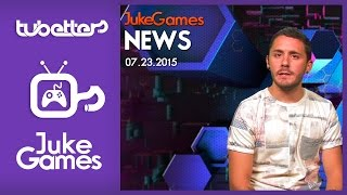 Jukegames News - English – 07/23/2015
