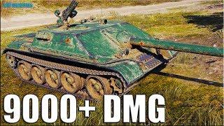 ЖАДНОСТЬ в World of Tanks 🌟 WZ-120-1G FT ТОП УРОН