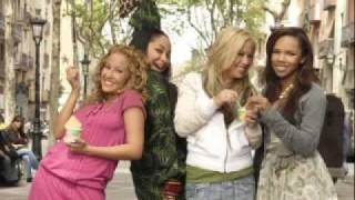 feliz navidad the cheetah girls