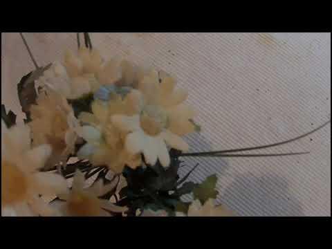 Künstliche Kunstblumen 5