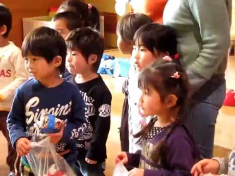 【節分】2011.2.3大間幼稚園