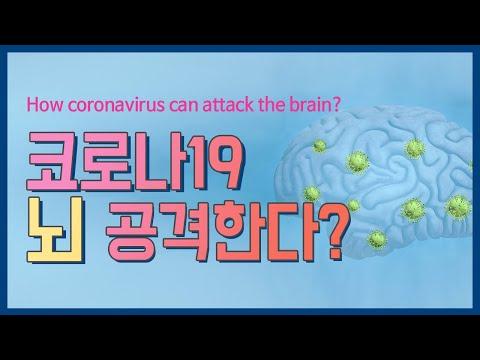"[ENG/ESP][COVID-19] 코로나19 '뇌' 공격한다? Corona Virus Can Attack the ""Brain""?"