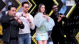 Tiger Shroff | Shraddha Kapoor | Ahmed Khan | Baghi 3 movie | Promotion | Dance Plus 5 Grand Finale