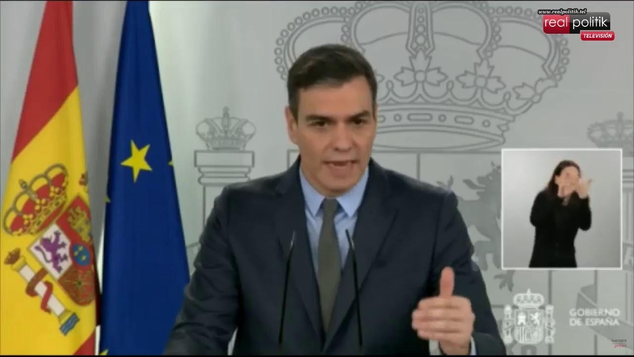 España: La cifra de muertos alcanza los 7.340 y se agrava la situación