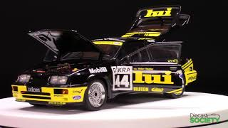 AUTOart Ford Sierra Cosworth #44 Lui DTM 1989