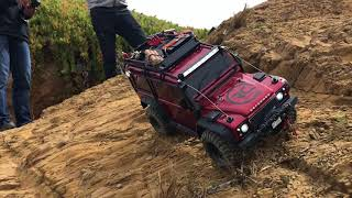 HWY 1 RC Meet and Greet with the Santa Cruz Crawlers part 2