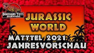 Jurassic World  NEUHEITEN 2021 / Preview  Jurassic World 2021/ Amber Collection / Dino Escape  GER